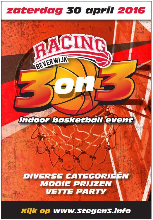 racing beverwijk 3tegen3